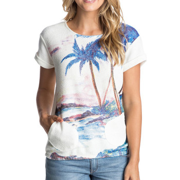 T-shirt Roxy Gone Going Printed