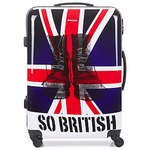 Valise Rigide David Jones UNION JACK 83L