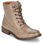Laarzen Pieces SENIDA LEATHER BOOT