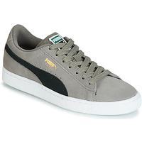 Schoenen Jongens Lage sneakers Puma JR SUEDE CLASSIC.CHARCO-BL Grijs