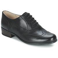Schoenen Dames Klassiek Clarks HAMBLE OAK Zwart