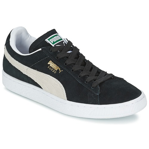 Occasionnels Panier Puma Noir Chaussures Classiques Occasionnels Pour Les Hommes zlJYd8l4