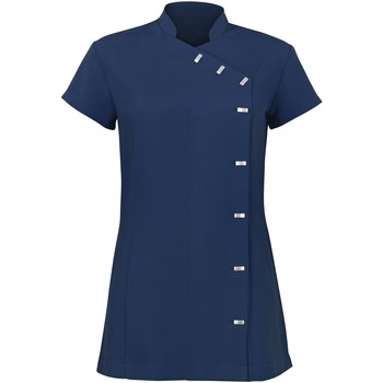 Textiel Dames Korte jurken Alexandra AX003 Marine