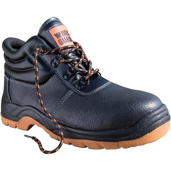 Schoenen Heren veiligheidsschoenen Result R340X Zwart