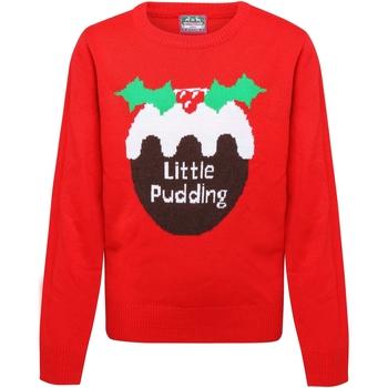 Textiel Meisjes Truien Christmas Shop CS135 Rood