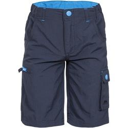 Textiel Jongens Korte broeken / Bermuda's Trespass Marty Navy