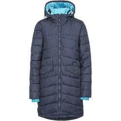 Textiel Dames Dons gevoerde jassen Trespass Homely Donkerblauw