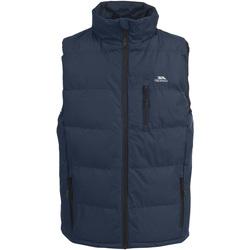 Textiel Heren Dons gevoerde jassen Trespass Clasp Donkerblauw
