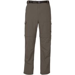 Textiel Heren Cargobroek Trespass Moskitophobia Olijf