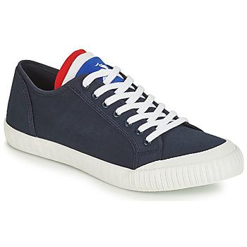 Schoenen Lage sneakers Le Coq Sportif NATIONALE Marine