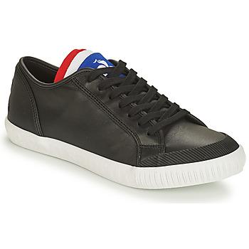 Schoenen Lage sneakers Le Coq Sportif NATIONALE Zwart
