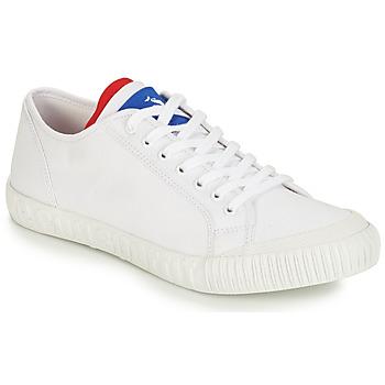 Schoenen Lage sneakers Le Coq Sportif NATIONALE Wit / Blauw / Rood