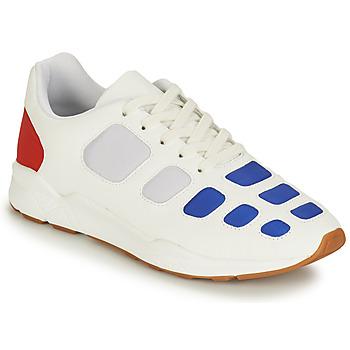 Schoenen Heren Lage sneakers Le Coq Sportif ZEPP Wit / Blauw / Rood