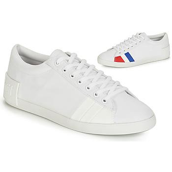 Schoenen Dames Lage sneakers Le Coq Sportif FLAG Wit