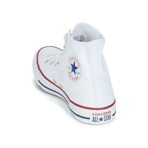 Converse CHUCK TAYLOR ALL STAR CORE HI Wit / Optisch - Gratis levering  Schoenen Hoge sneakers
