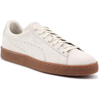 Schoenen Heren Lage sneakers Puma Lifestyle shoes  Suede Classic Natural Warmth 363869 02 beige