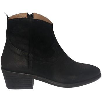 Schoenen Dames Enkellaarzen Ngy BOTTINE LEA NOIR Zwart