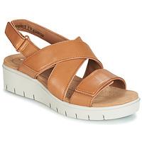 Schoenen Dames Sandalen / Open schoenen Clarks UN KARELY DEW Bruin