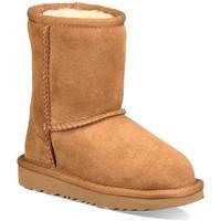 Schoenen Meisjes Snowboots UGG Kids Classic II Camel