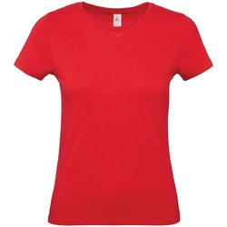 Textiel Dames T-shirts korte mouwen B And C E150 Rood