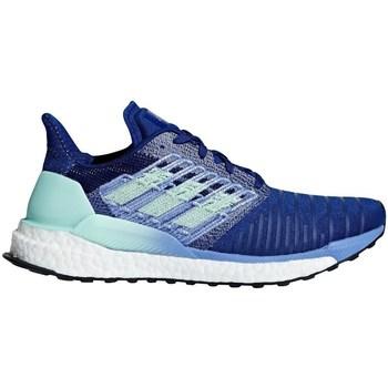 Schoenen Dames Running / trail adidas Originals Solar Boost W Blauw