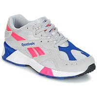 Schoenen Lage sneakers Reebok Classic AZTREK Beige / Blauw