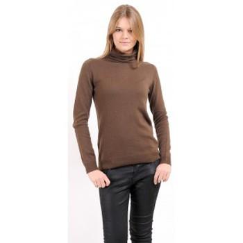 Textiel Dames Truien American Vintage PULL CIN240H10 CHATAIGNE Bruin
