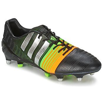 Schoenen Heren Voetbal adidas Performance NITROCHARGE 1.0 SG Zwart / Geel