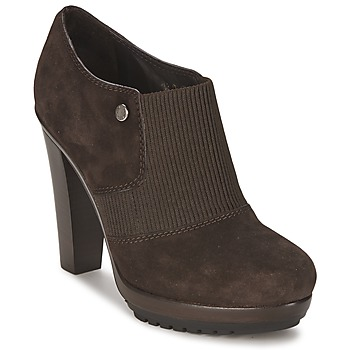 Schoenen Dames Low boots Alberto Gozzi SOFTY MEDRA Bruin