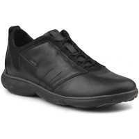 Schoenen Heren Lage sneakers Geox U Nebula A U52D7A 00046 C9999 black