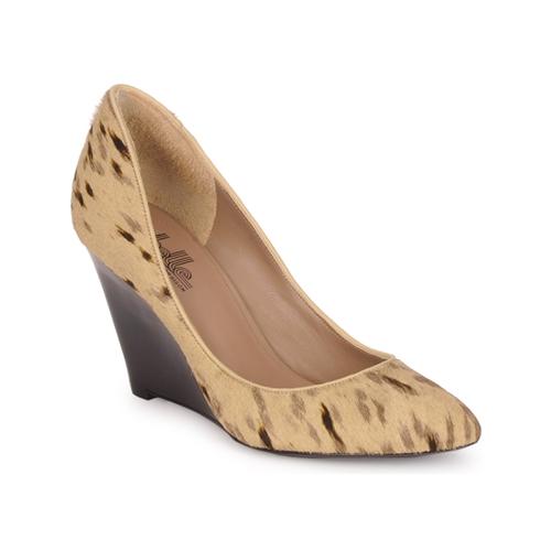 Schoenen Dames pumps Belle by Sigerson Morrison HAIRMIL Beige / Zwart