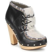 Schoenen Dames Low boots Belle by Sigerson Morrison BLACKA Beige / Zwart