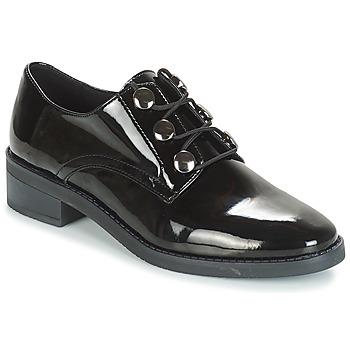 Schoenen Dames Derby André TINI Zwart