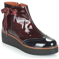 Schoenen Dames Laarzen Fericelli JIKURA Bordeau