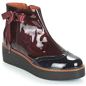 Schoenen Dames Laarzen Fericelli JANDICI Bordeau