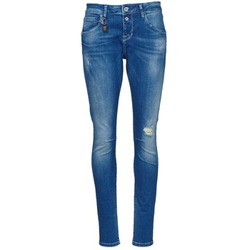 Textiel Dames Skinny jeans Only LISE Blauw