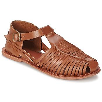 Schoenen Dames Sandalen / Open schoenen Betty London TANIA Camel