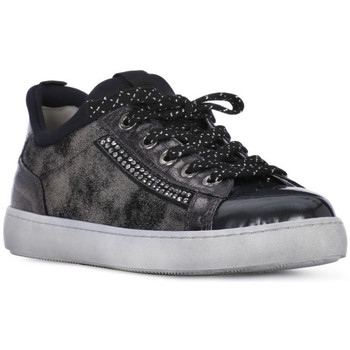Schoenen Meisjes Lage sneakers Nero Giardini MP NERO GIARDINI  DAFNE STEEL Grigio