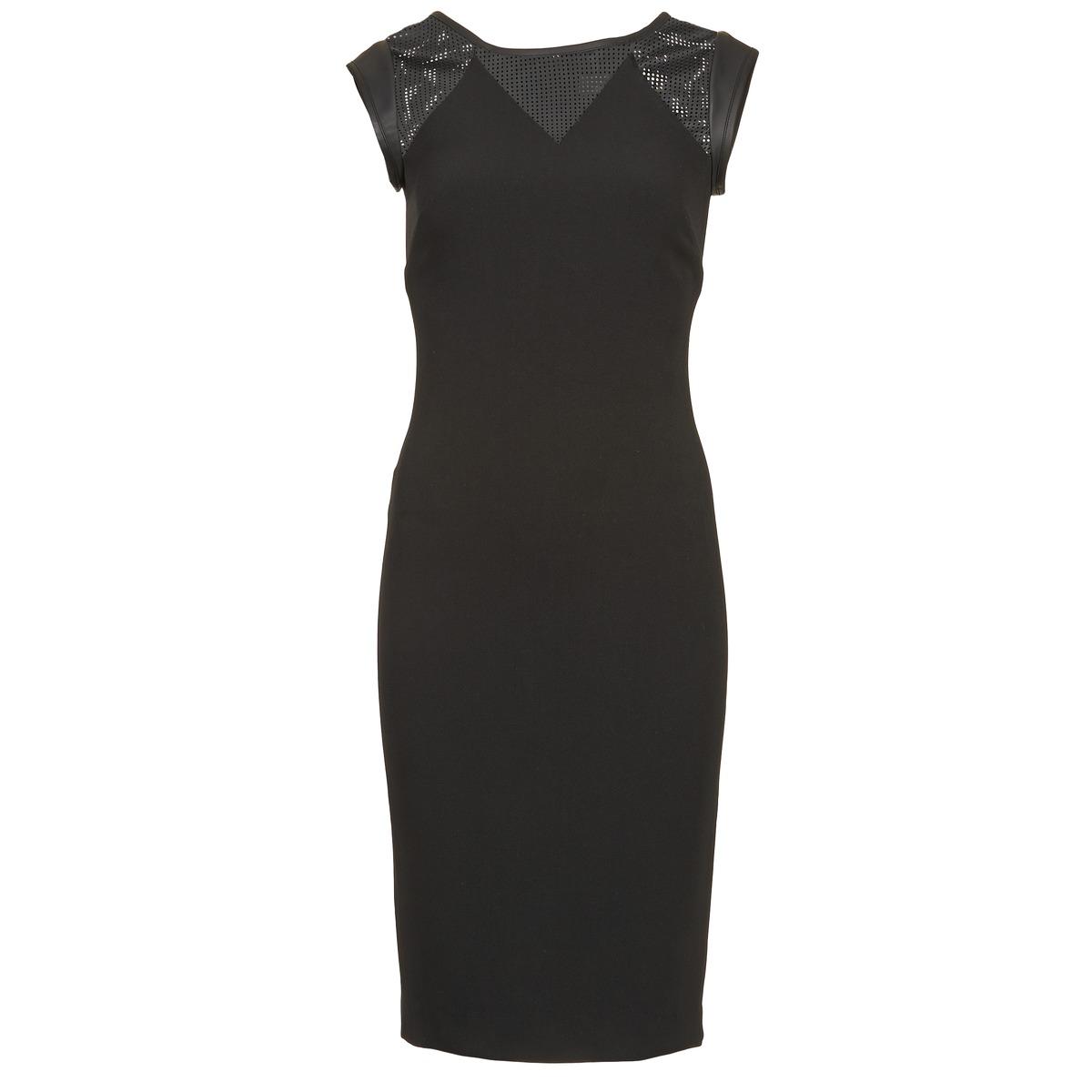NAF NAF korte jurk epois zwart