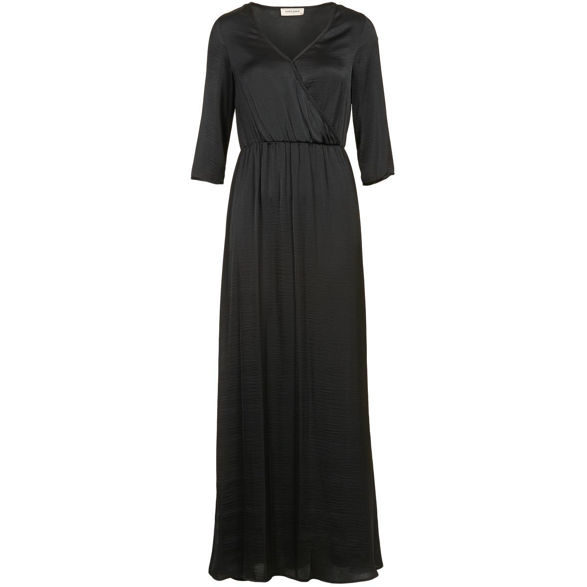 NAF NAF jurk x-mayou zwart
