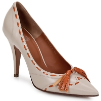 Schoenen Dames pumps Michel Perry CAMOSCIO Dust