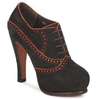 Schoenen Dames Low boots Michel Perry ORCHID Oranje