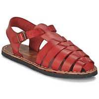 Schoenen Dames Sandalen / Open schoenen Betty London EKINO Rood