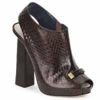Schoenen Dames Low boots Pollini PA1617 Testa-di-moro