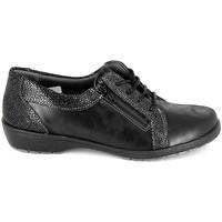 Schoenen Dames Derby Boissy Derby 80069 Noir Zwart