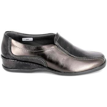 Schoenen Dames Ballerina's Boissy Sneaker 4007 Marron Bruin