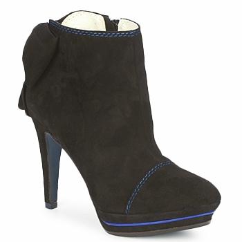Schoenen Dames Low boots Tiggers MEDRAM Zwart
