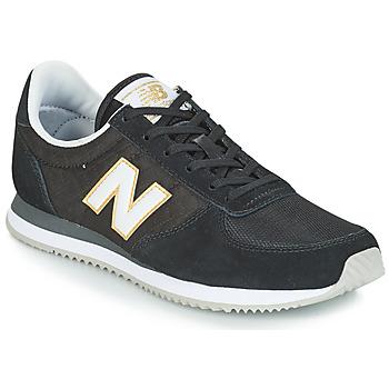 Schoenen Dames Lage sneakers New Balance WL220 Zwart