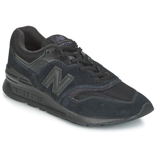 Schoenen Lage sneakers New Balance CM997 Zwart