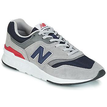 Schoenen Heren Lage sneakers New Balance CM997 Grijs